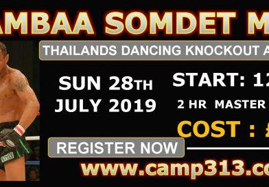 Rambaa Somdet M16 Seminar